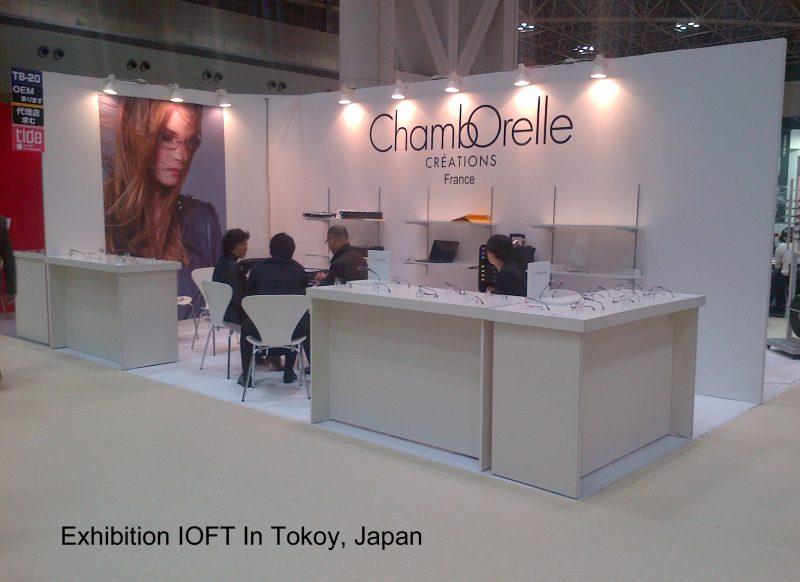 IOFT International Optical Fair Tokyo, Japan